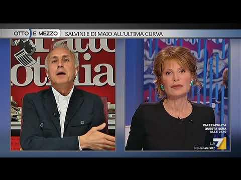 Otto e mezzo - Salvini e Di Maio all'ultima curva (Puntata 17/05/2018)