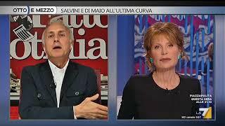 Otto e mezzo - Salvini e Di Maio all'ultima curva (Puntata 17/05/2018) thumbnail