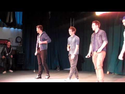 FTW - 'Loveshot' Schools Tour