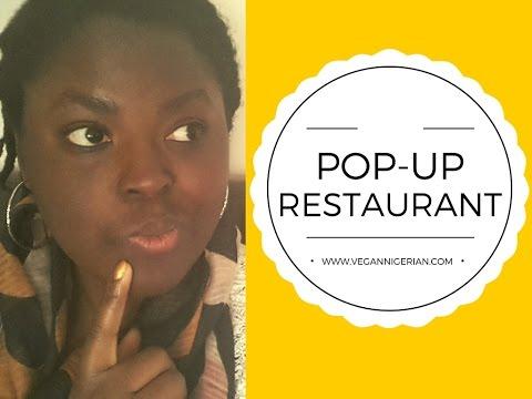 Starting a Pop-Up Restaurant
