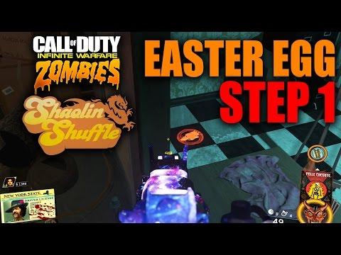 EASTER EGG Shaolin Shuffle Step 1 [GUIDA]