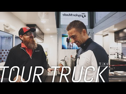 Getting a Tour of the Tour Truck | Trottie & Wade – Part 2