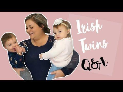 Irish Twins Q&A (Young Mom Honesty)