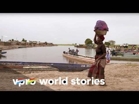 Straight through Africa - E9/9 - The Hole of Mongu