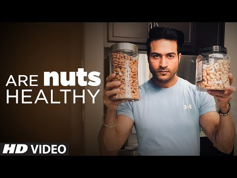 Are Nuts Healthy Yes or No || How much can you eat a day || Guru Mann Tips For Healthy Life