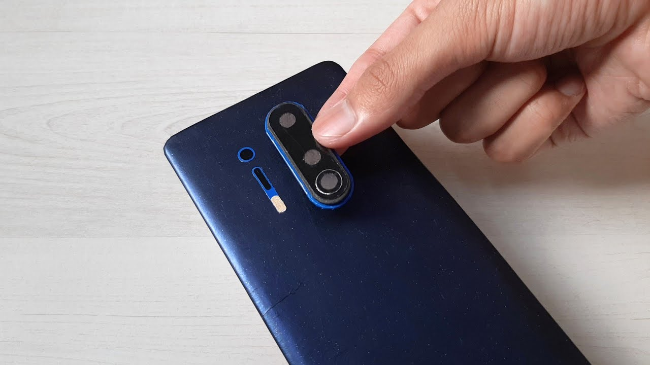 How to make OnePlus 8 Pro from cardboard