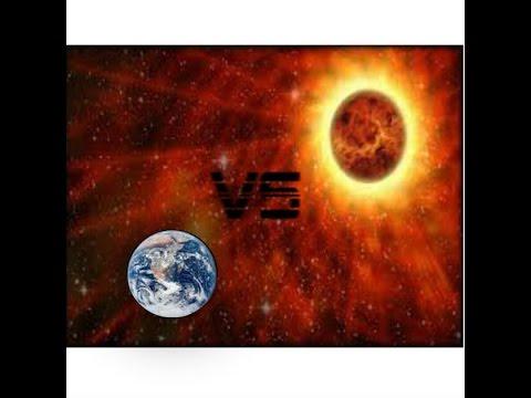 Venus vs Earth - YouTube
