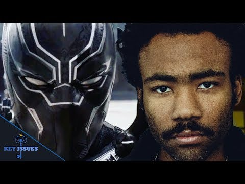 Donald Glover in Black Panther 2?