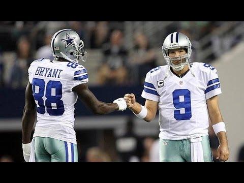 Donovan Mcnabb Cowboys Should Trade Tony Romo Dez Bryant Dallas Cowboys