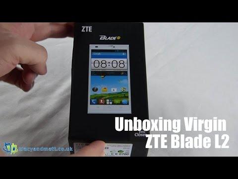 Unboxing ZTE Blade L2