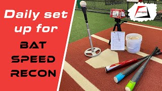 Bat Speed Recon | Quick Setup