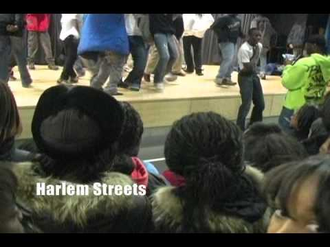 Ghetto Harlem Talent Show..