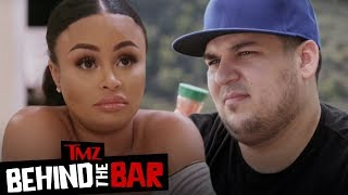 Will Leaked Nudes of Blac Chyna Land a Kardashian Behind Bars? | Behind The Bar | TMZ Live