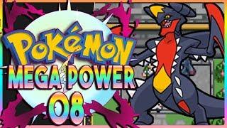 Pokemon Mega Power ( Rom Hack ) Part 8  - Gameplay Walkthrough