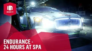 Endurance: 24 Hours at Spa | Official Trailer [Full HD] | Insight TV