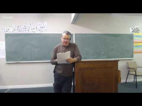 Bible Study on Eschatology 2-15-17