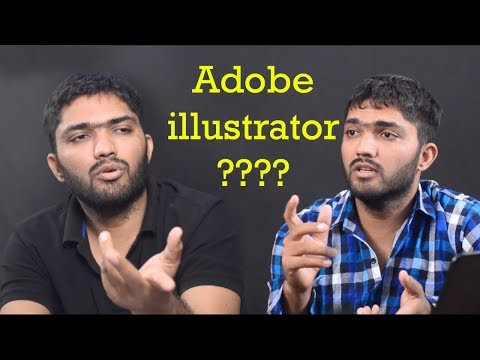 #Ai-01What Is Adobe Illustrator, Download, Version,Vector Graphics , Where Use Etc. In HINDI