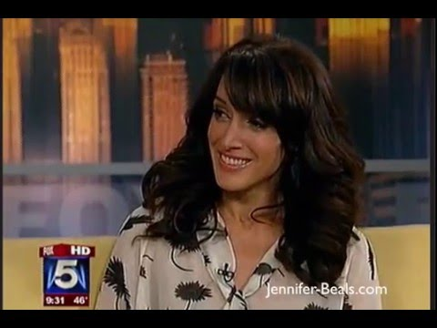 Jennifer Beals on Good Day NY