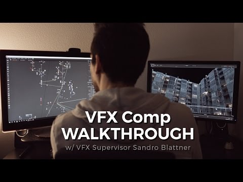 SKYWATCH: Single shot VFX walkthrough