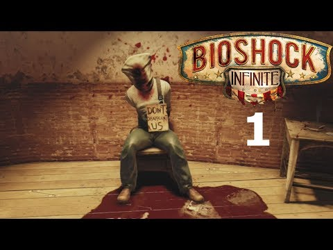 Bioshock Infinite | I AM THE SNAKE IN THE GRASS FALSE SHEPARD!!!