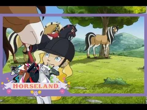 Horseland: Bienvenue au ranch - En liberté