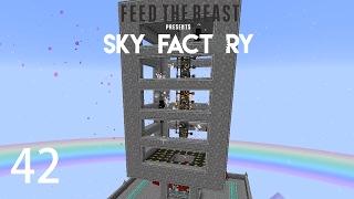 Sky Factory 3 w/ xB - EXTREME ENDERMAN FARM [E42] (Minecraft Modded Sky Block)