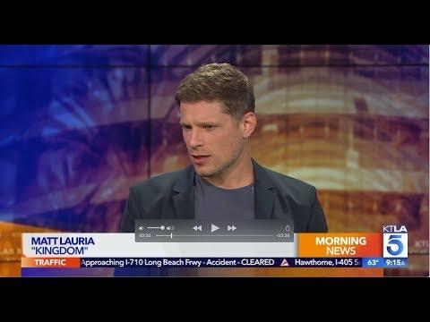 Matt Lauria Talks Final Season of
