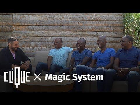 Clique x Magic System