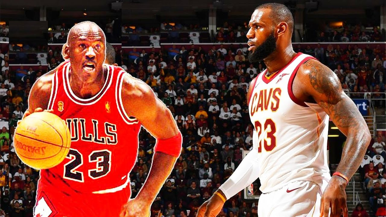 ef895803f79 LeBron James vs Michael Jordan 1 on 1 (Parody) - YouTube