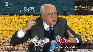 Maurizio Crozza è Carlo Tavecchio - Che fuori tempo che fa 20/11/2017