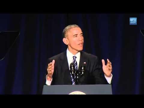 Barack Obama Bey - National Prayer Breakfast 2015 || Moorish World News