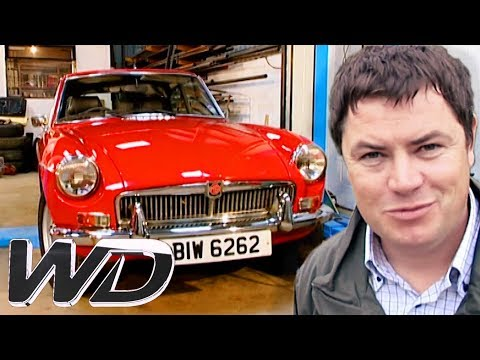 It's Finally Time To Sell The Beautiful MGB GT | Wheeler Dealers