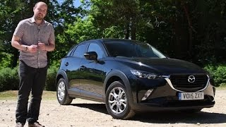 Mazda CX-3 2015 review | TELEGRAPH CARS