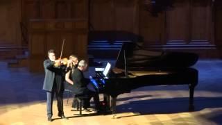 Элгар Соната для скрипки и фортепиано, соч. 82 Максим Венгеров (скрипка) Итамар Голан (фортепиано)