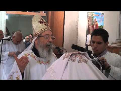 صلاة الصلح من القداس الغريغوري ليوم السبت للاب الحبيب القمص جورجيوس بطرس