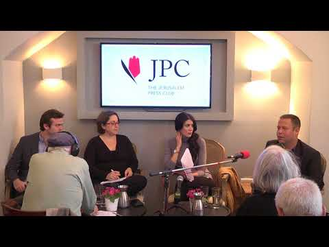 JPC Iran panel- The gap between the Iranian regime and Iranian people