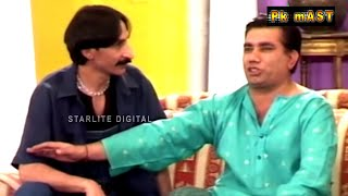 Best Of Iftikhar Thakur, Nasir Chinyoti and Tariq Teddy New Stage Drama Full Comedy Clip | Pk Mast