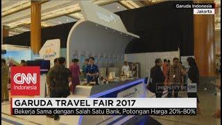 Video Garuda Travel Fair 2017 - Tri Poetra, VP Marketing Garuda Indonesia download MP3, 3GP, MP4, WEBM, AVI, FLV Desember 2017