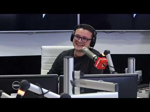 Cristian Gretcu in Clubul de Weekend, la Europa FM