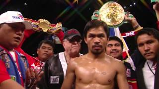 MANNY PACQUIAO vs RICKY HATTON | 2 May 2009