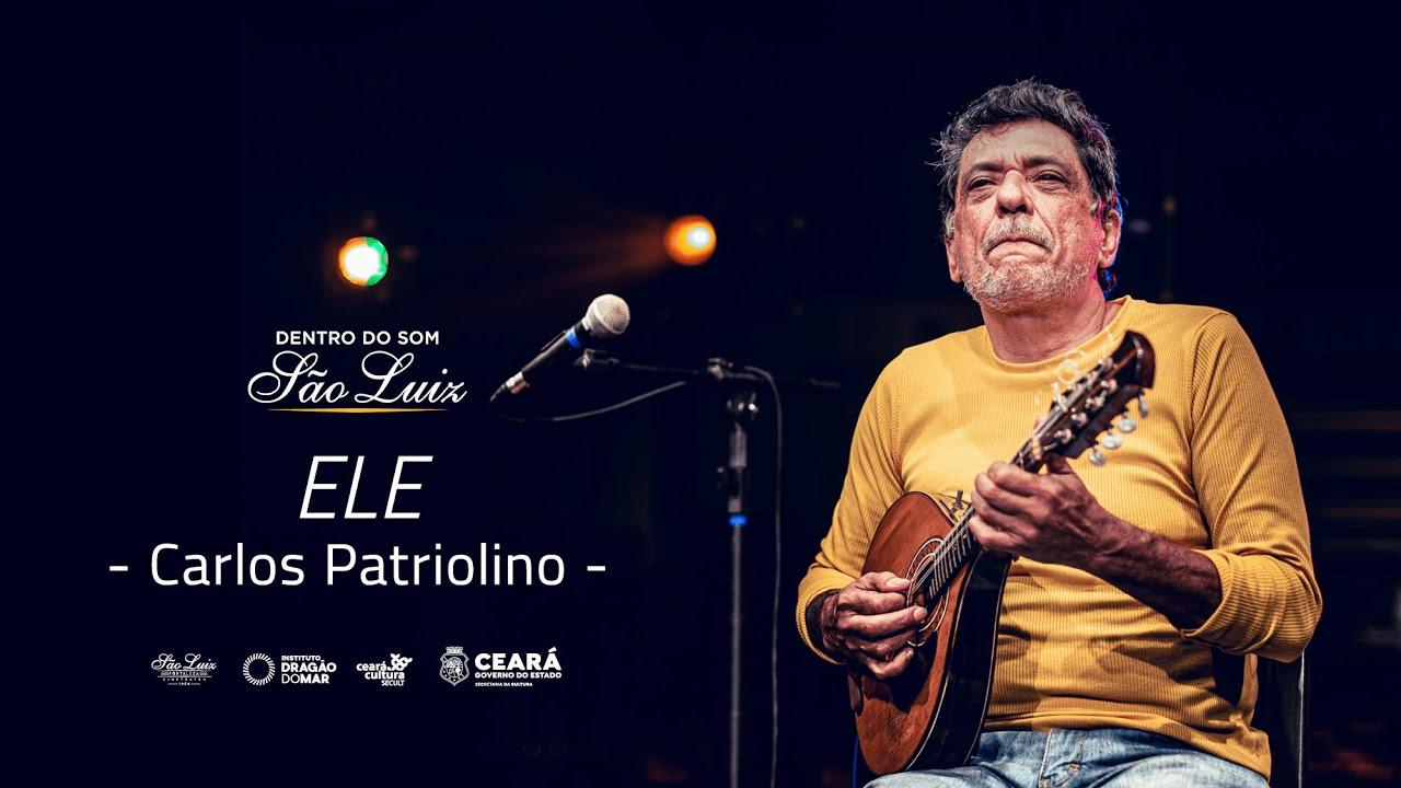 """[Dentro do Som] Show """"ELE"""" de Carlinhos Patriolino"""