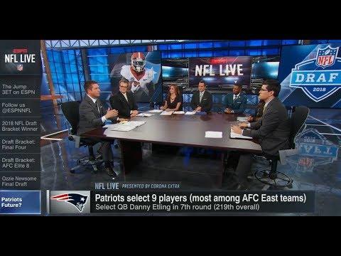 Patriots Future? | NFL Live | Apr 30, 2018