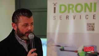 iDroni a Roma Drone Campus 2018