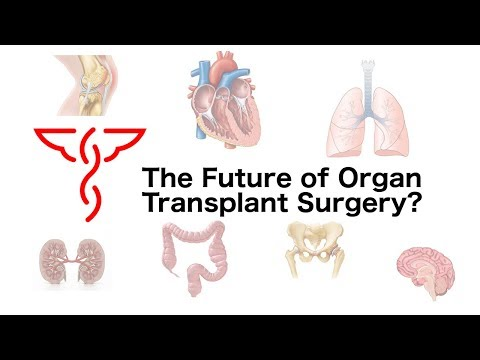 The Future of Organ Transplant Surgery - Episode 1