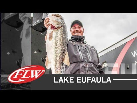 2015 FLW TV | Lake Eufaula