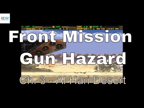 (SNES) Front Mission Gun Hazard - Ch 3. Al-Hari (061)