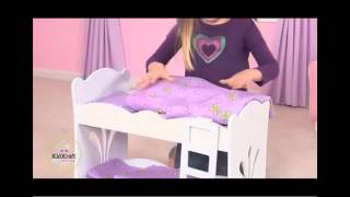 Girl's Pink Bedroom Furniture