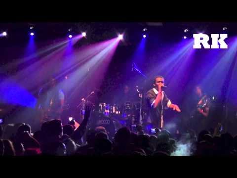 Busy Signal live in Paris 2013 (Reggae music again / Come over / One more night / Jamaica love)