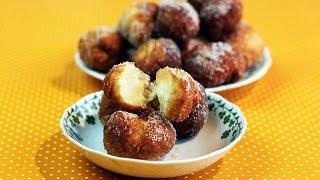 ZEPPOLE - italienische Donutbällchen