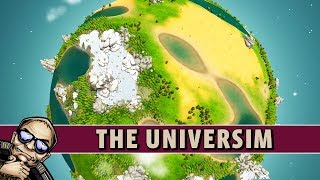 Let's Try: The Universim - God Game - First Impressions [Alpha Gameplay]